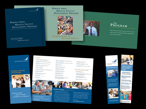 Collateral for Robert Wood Johnson Foundation, Princeton, NJ